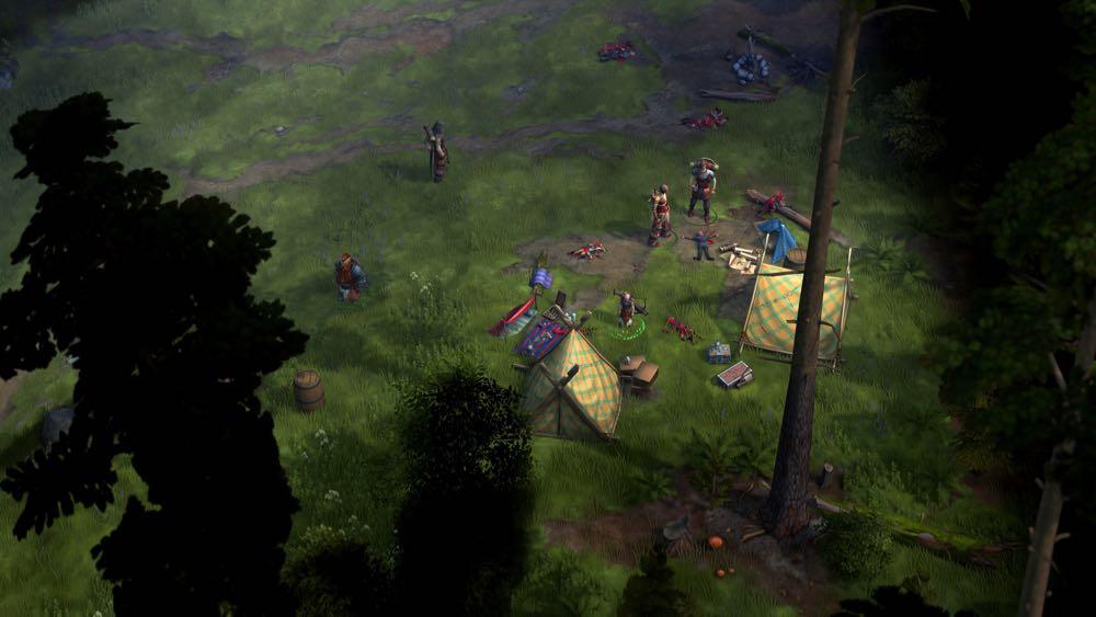 Pathfinder Kingmaker gaming.