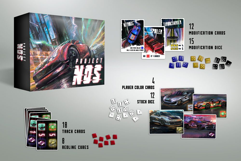 Project NOS components