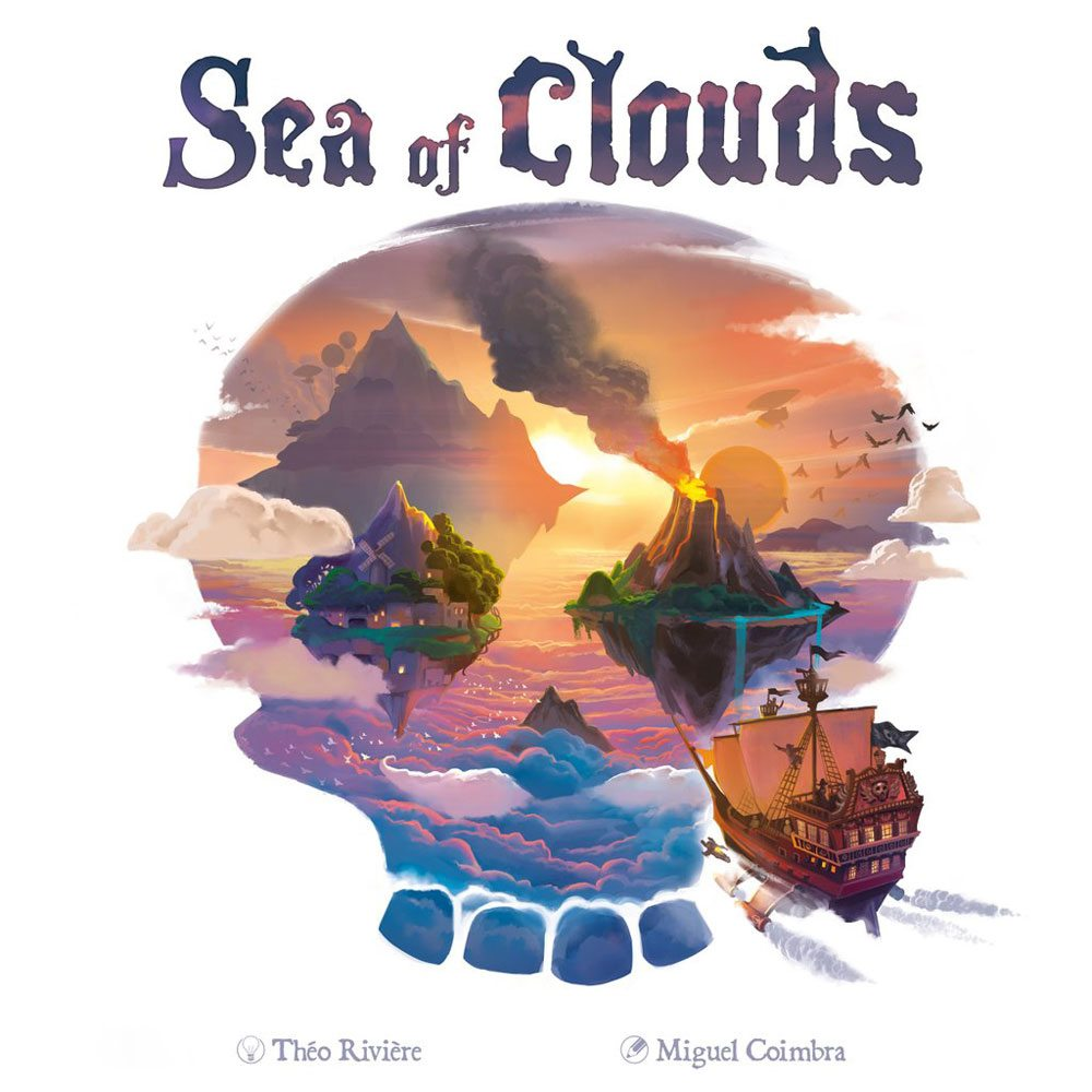 Sea of Clouds cover