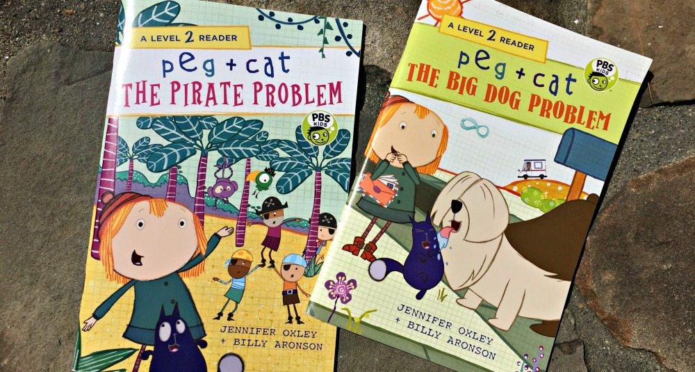 The 'Peg + Cat' Series: Stealth Math At Its Best!