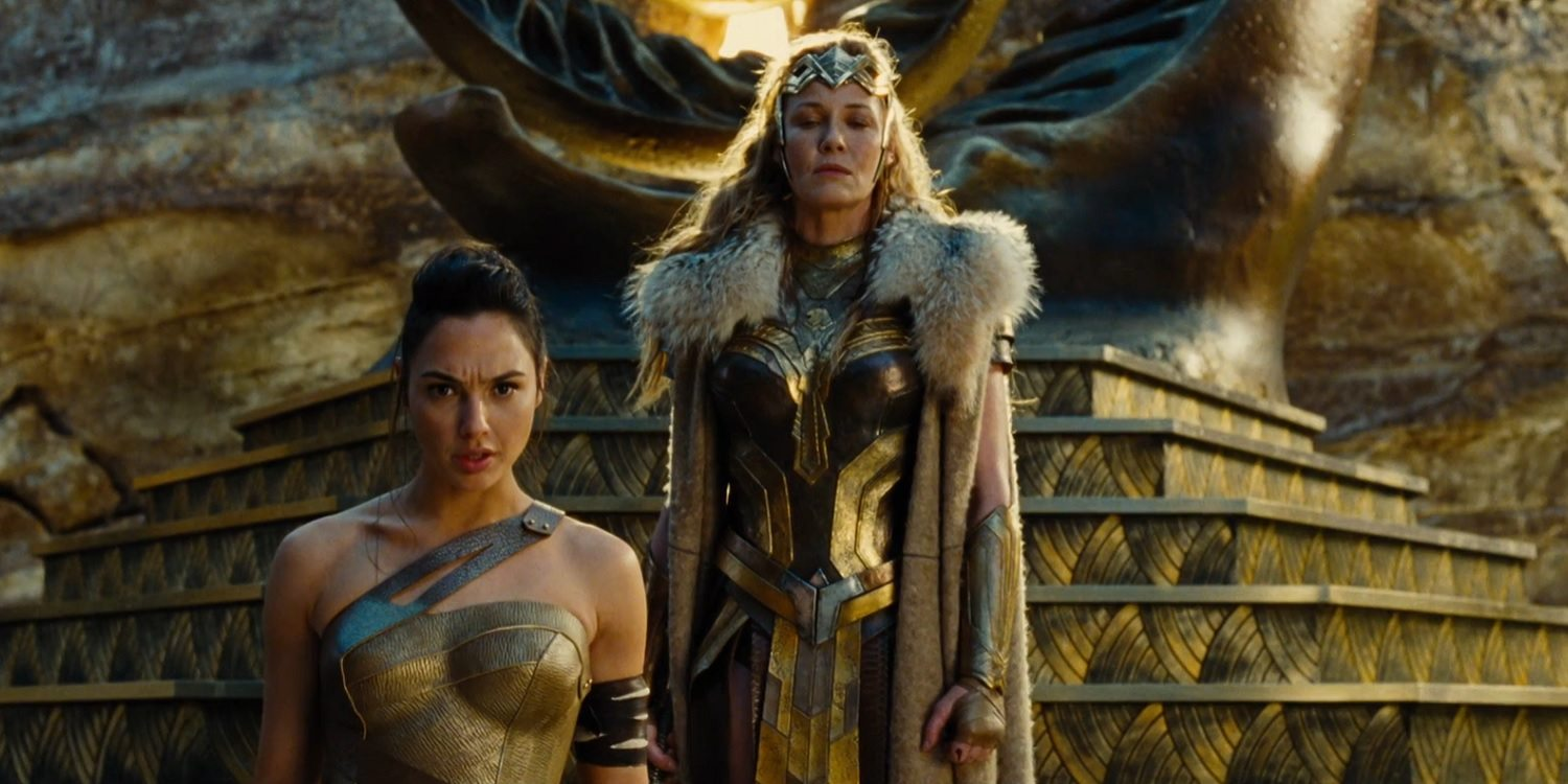 Toxic Motherhood: 'Wonder Woman's Hippolyta