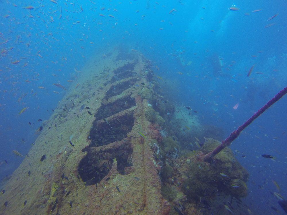 SS Yongala Qld Aust