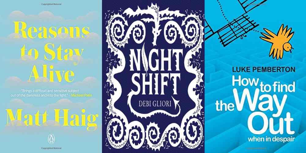 3 Books For Mental Health Awareness Week Geekdad