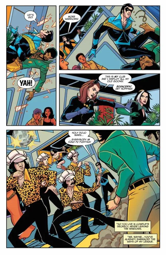 Batman '66, Wonder Woman '77, DiscoWing