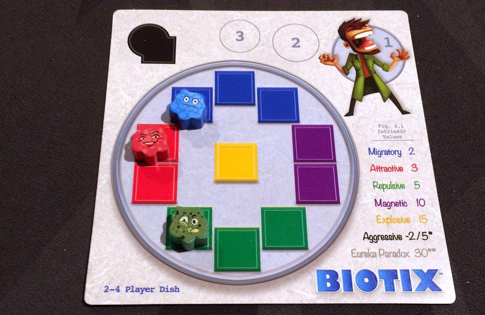 BIOTIX petri dish