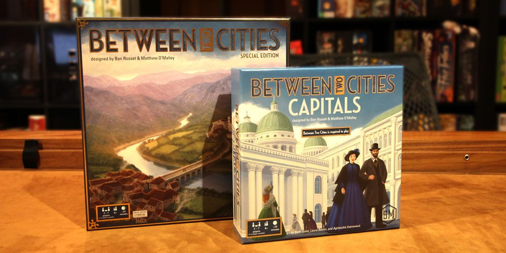 'Between Two Cities' Gets an Outstanding Expansion in 'Capitals'