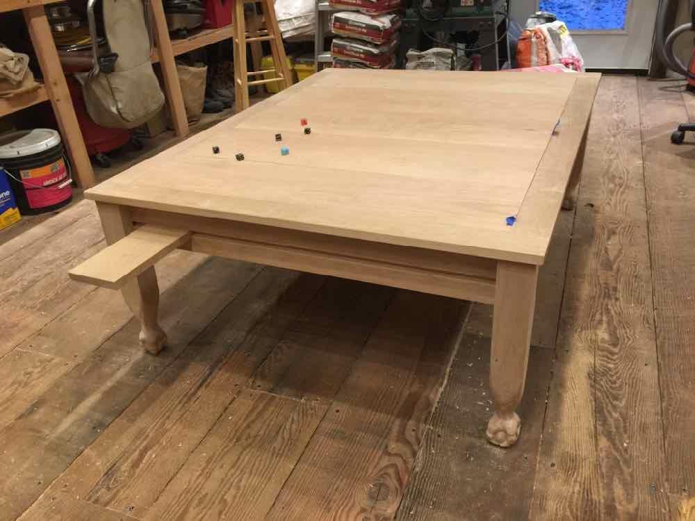 GeekDad & Geek Chic Gone? Build Your Own Gaming Table! - GeekDad