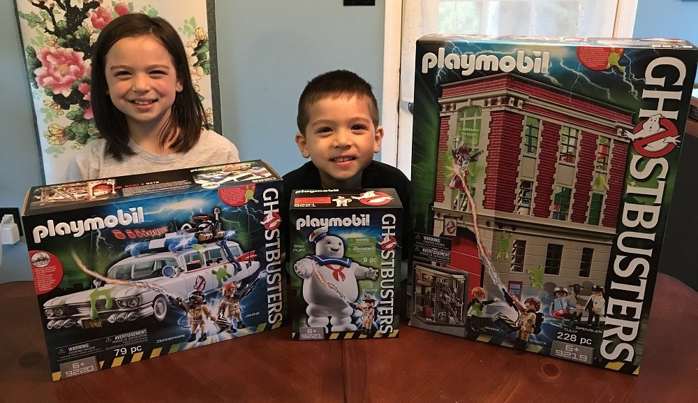 Playmobil Playroom: Ghostbusters