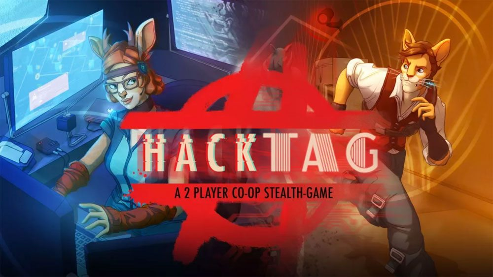 'Hacktag': 2-Player Heist Game