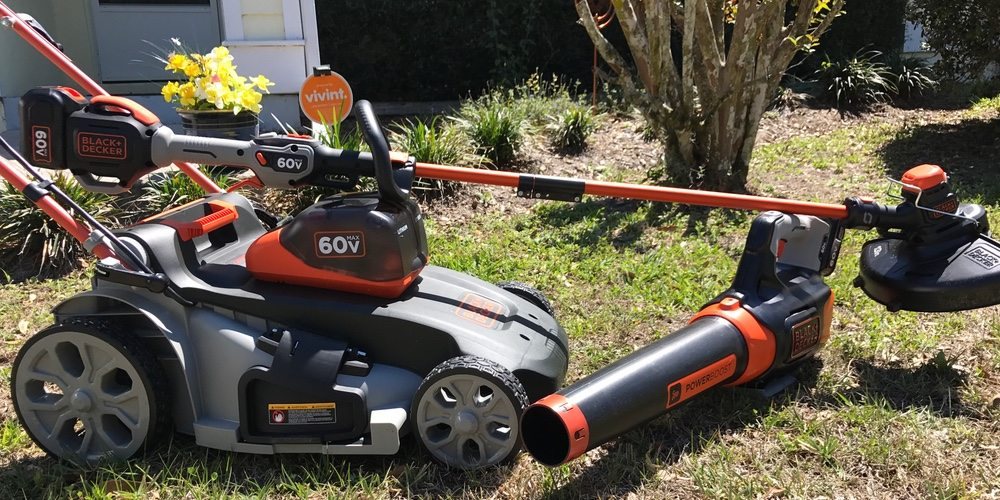 Pure Energy: Black + Decker 60v Power Swap Mower Is Here to Tackle Any Lawn