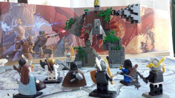 LEGO D&D Ogremock