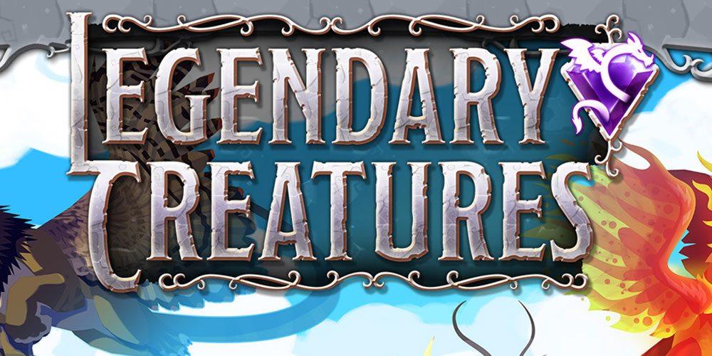 Kickstarter Tabletop Alert: 'Legendary Creatures'