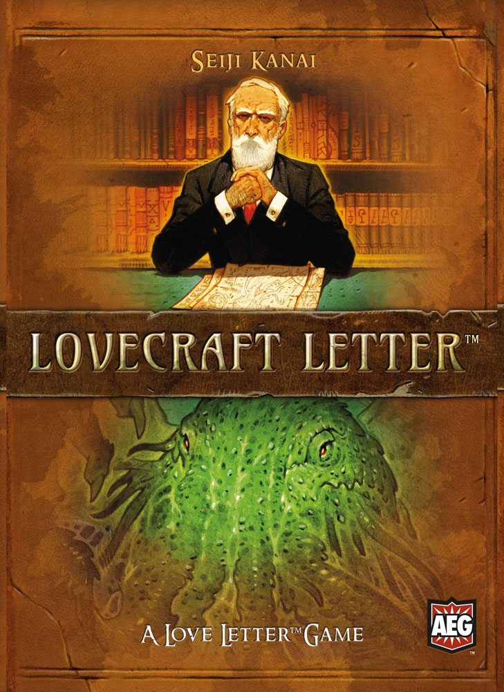 Lovecraft Letter cover