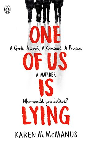 One of Us Is Lying, Image: Penguin Random House