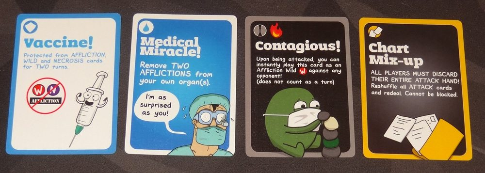OrganATTACK other cards