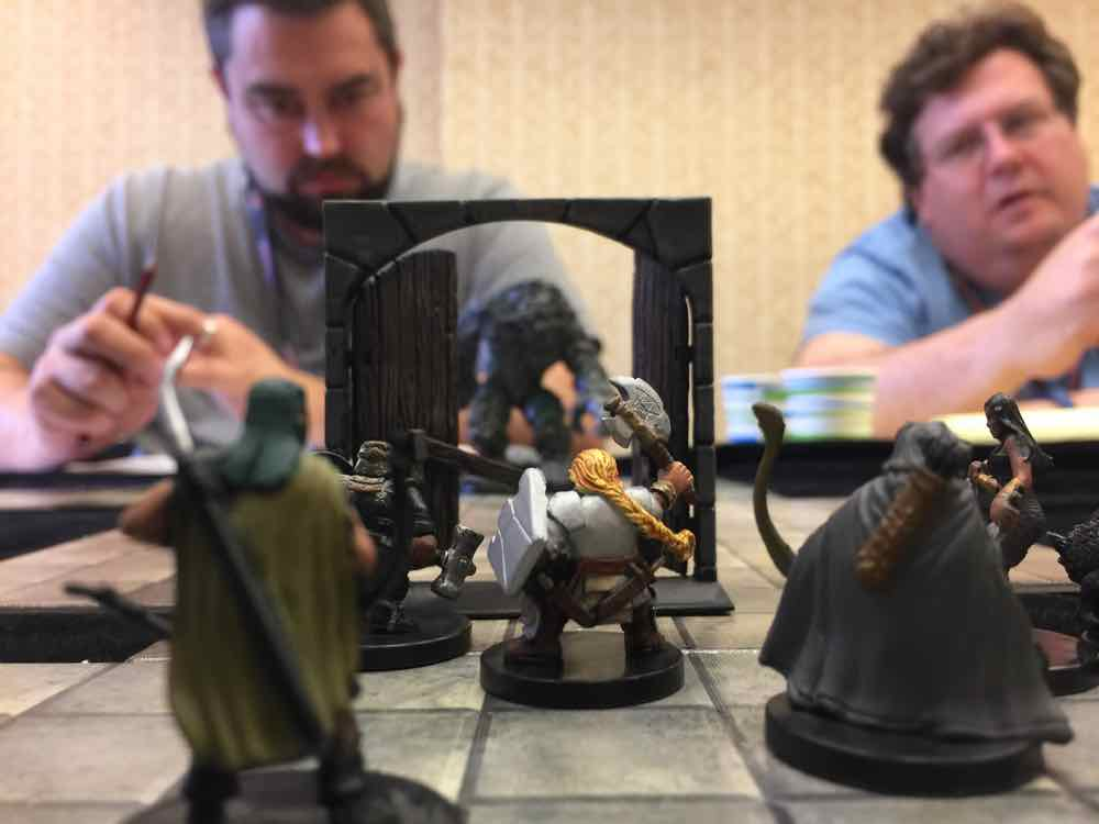 Delve RPG Battle Mat
