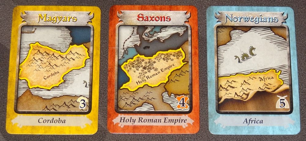 Saga of the Northmen trade routes