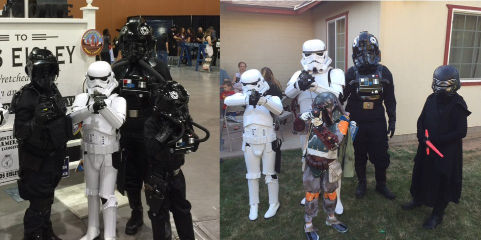 Cosplay Family Spotlight: The Scherm Family