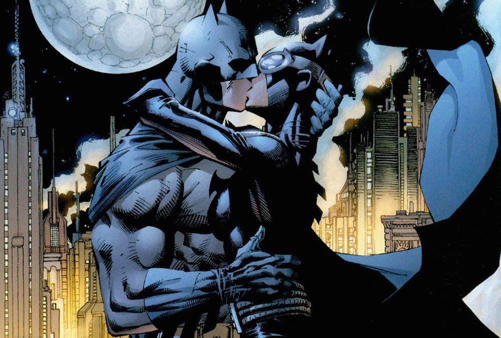 Batman, Catwoman, Hush