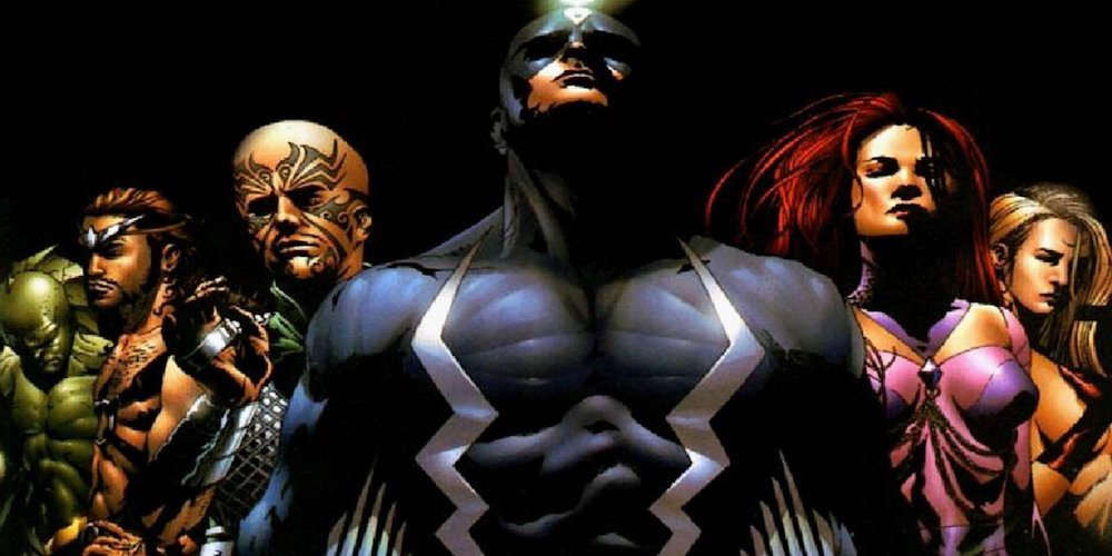 The First Trailer for Marvel's 'Inhumans' Actually Looks REALLY Good