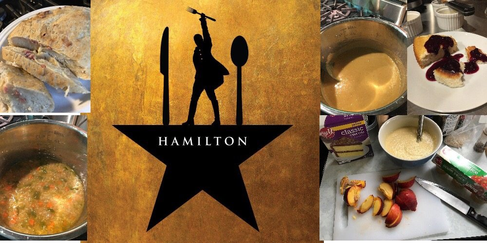 'Hamilton'-Themed Recipes: Adventures in Instant Potting