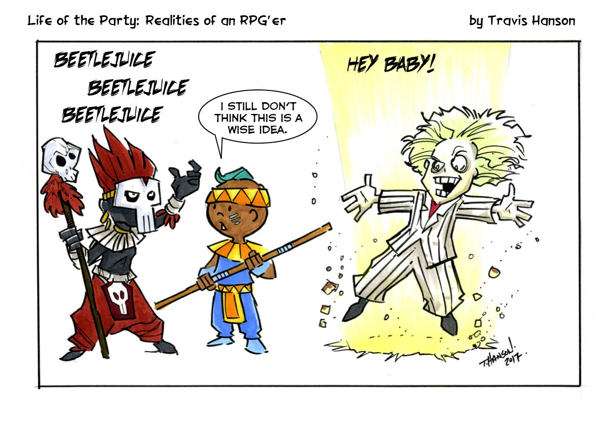'Life of the Party' for July 8, 2017