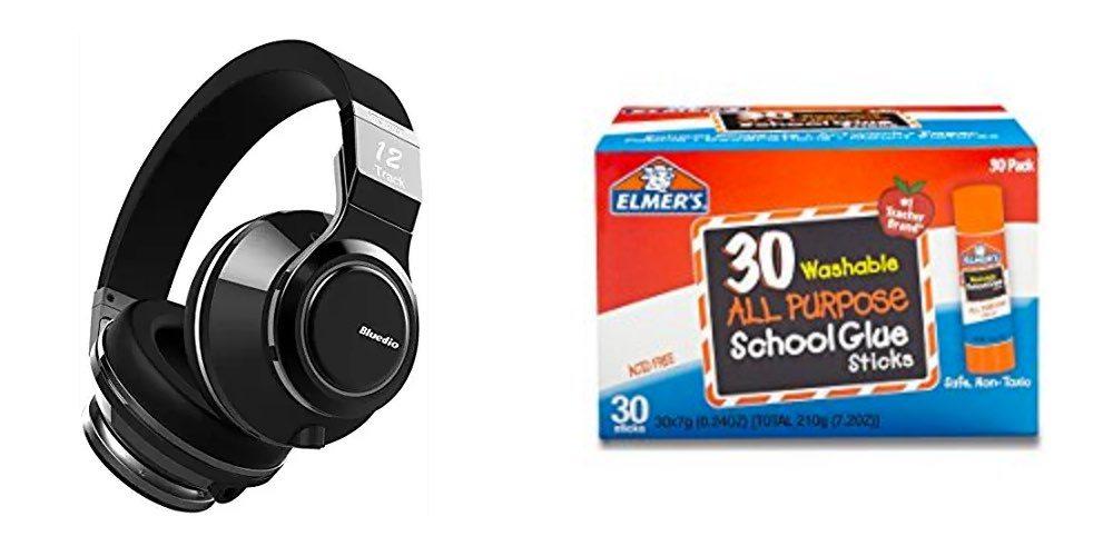 Geek Daily Deals for July 24, 2017: Get 33% Off Bluedio Bluetooth Headphones; 30 Glue Sticks for $8