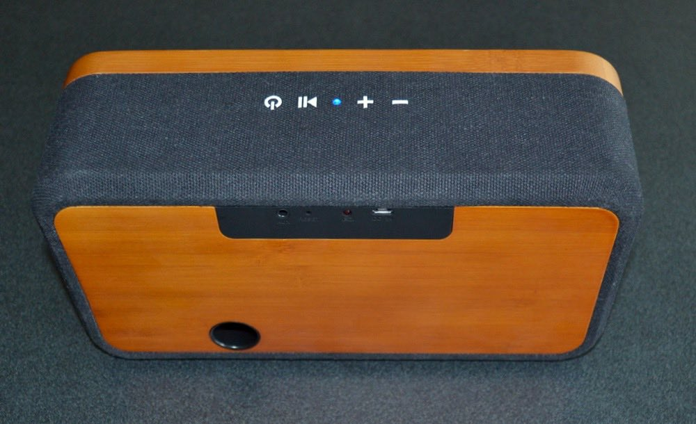 Archeer A320 Review: Bamboo Bluetooth Speaker Will Turn Heads - GeekDad