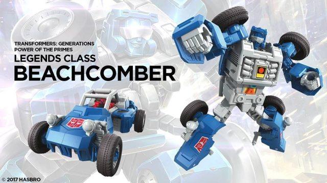 SDCC 2017 Beachcomber
