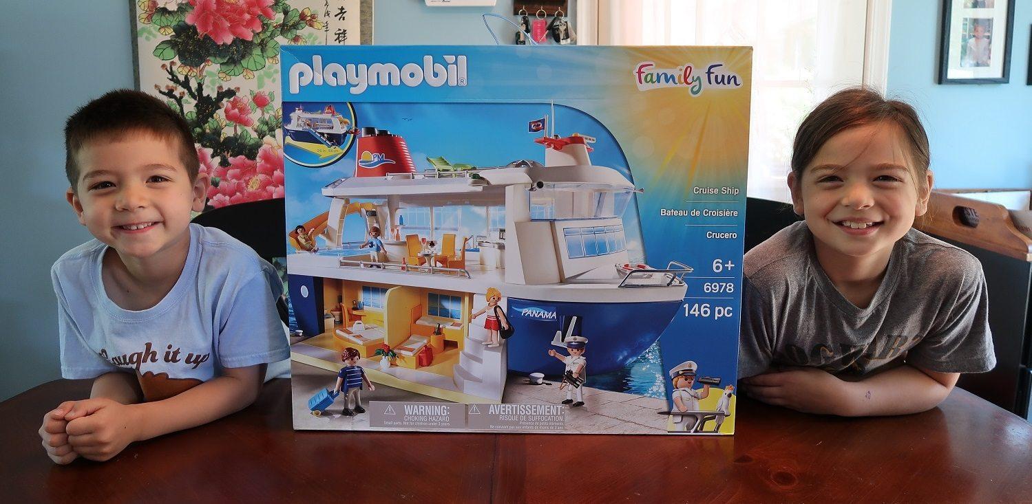 Playmobil Playroom: Cruise Ship