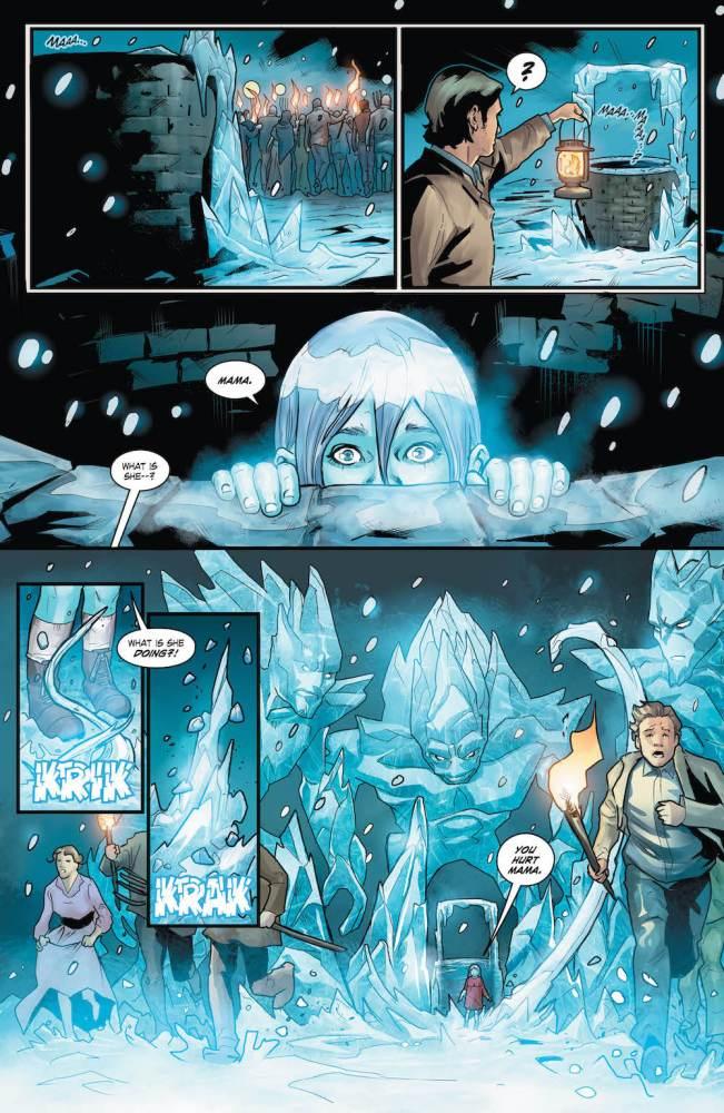 DC Bombshells #31, Killer Frost
