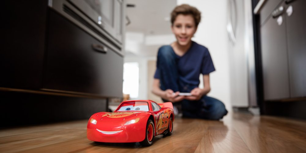 Get Behind the Wheel of Sphero's Ultimate Lightning McQueen