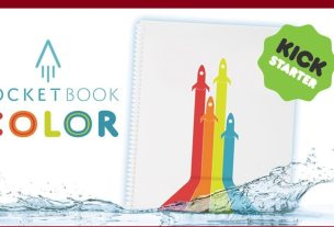 Rocketbook Color notebook cover