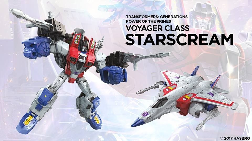 SDCC 2017 Starscream