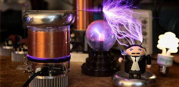 GeekDad Daily Deal: TinyTesla Musical Tesla Coil Kit