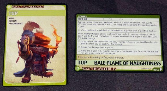 Tup: Bale-Flame of Naughtiness