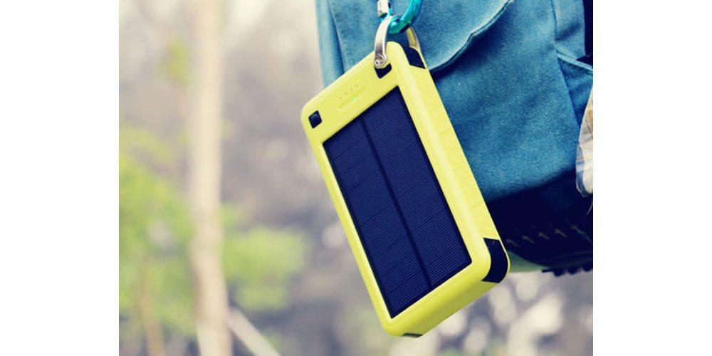 GeekDad Store Daily Deal: SolarJuice 26,800mAh External Solar Battery