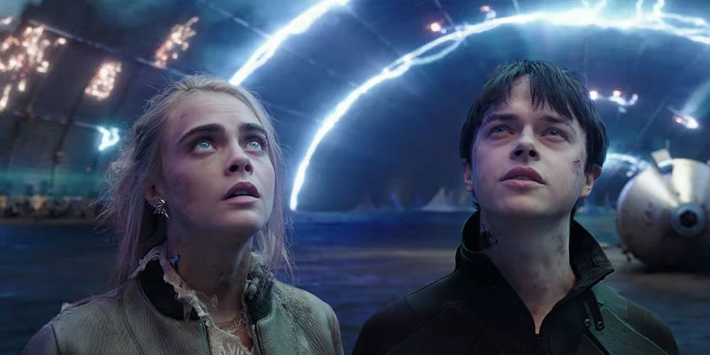 7 Things Parents Should Know About 'Valerian and the City of a Thousand Planets'