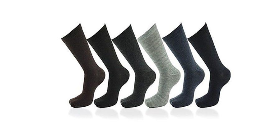 GeekDad Daily Deal: 12-Pack of Premium Cotton Men's Dress Socks