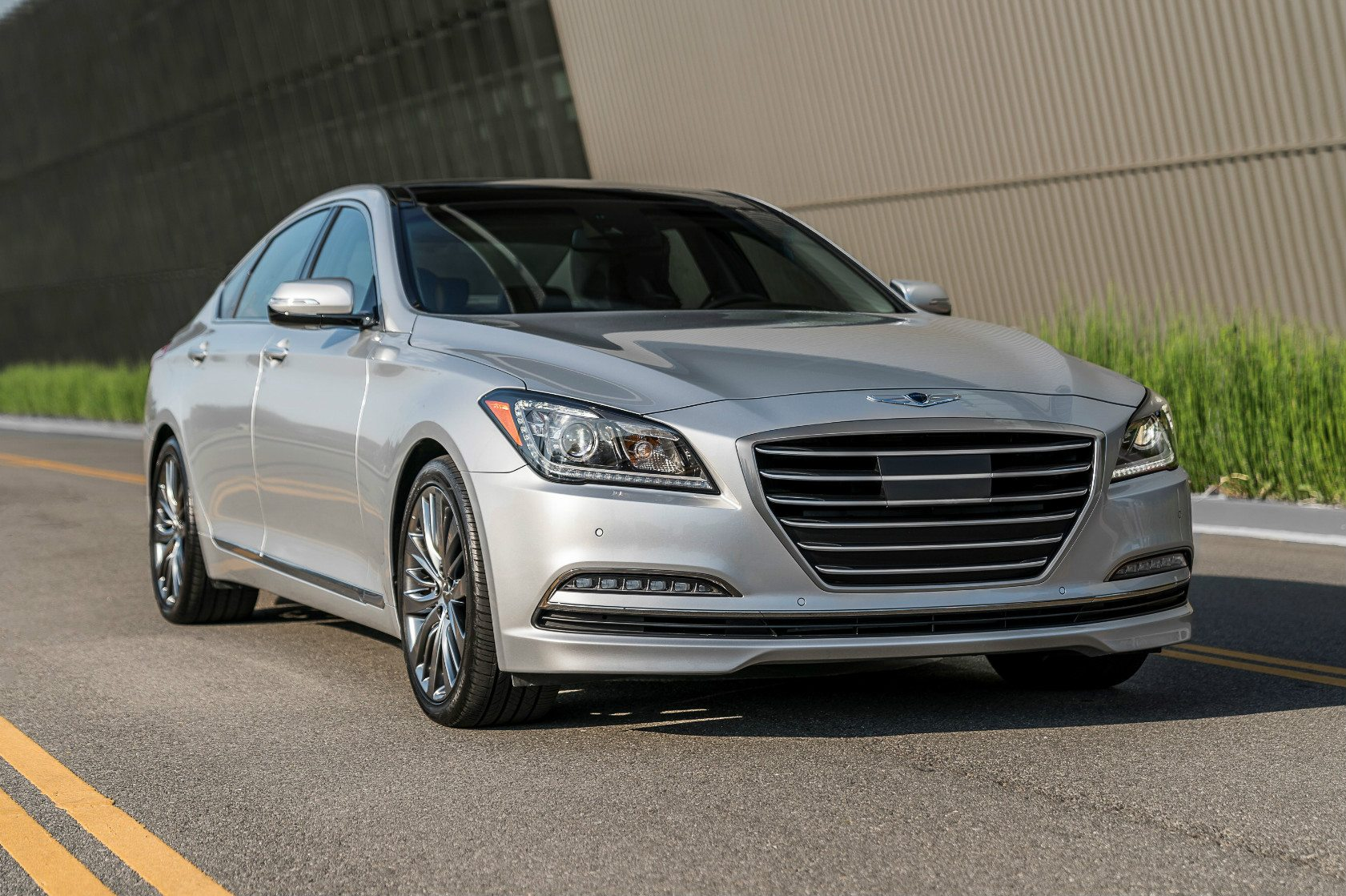 More Than Minivans: The 2017 Genesis G80 Sets a New Standard for Luxury Sedans