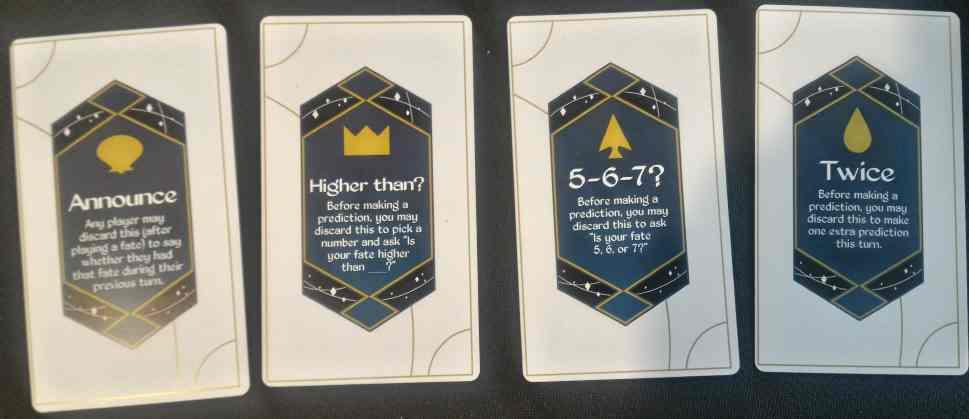 Arcana cards backs
