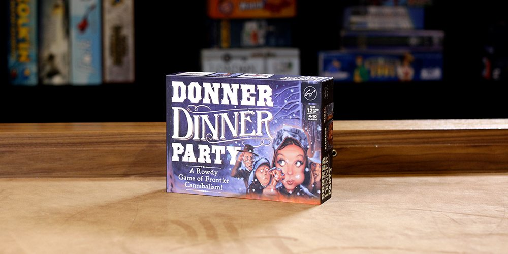 It's Pioneers vs. Cannibals When the Donner Party Comes to Dinner