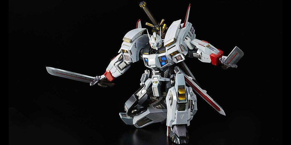 The Ultimate Transformers Drift Figure Is Now Available for Pre-Order