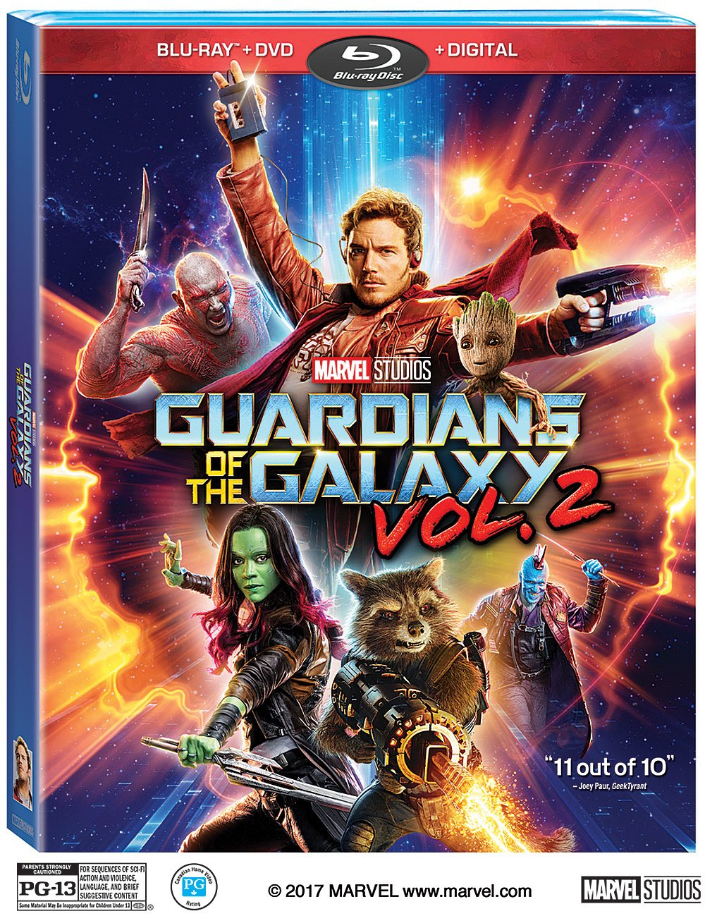 Guardians Of The Galaxy 2 Giveaway Or Win