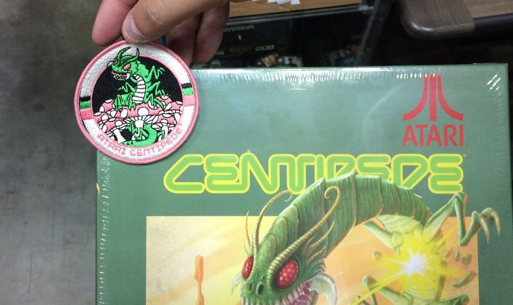 Centipede patch