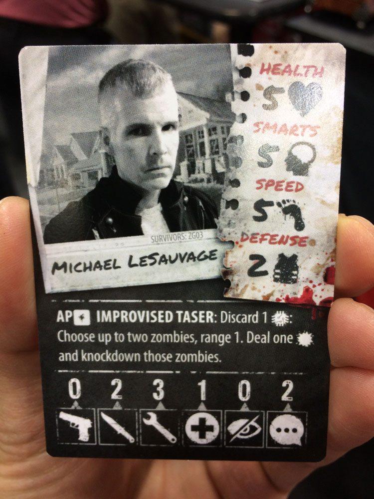 Mike LeSauvage