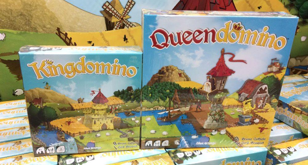 Kingdomino and Queendomino