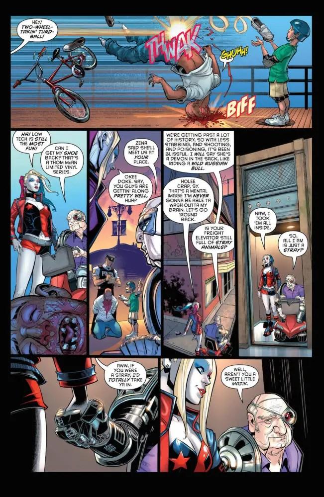 Harley Quinn #25, 2017