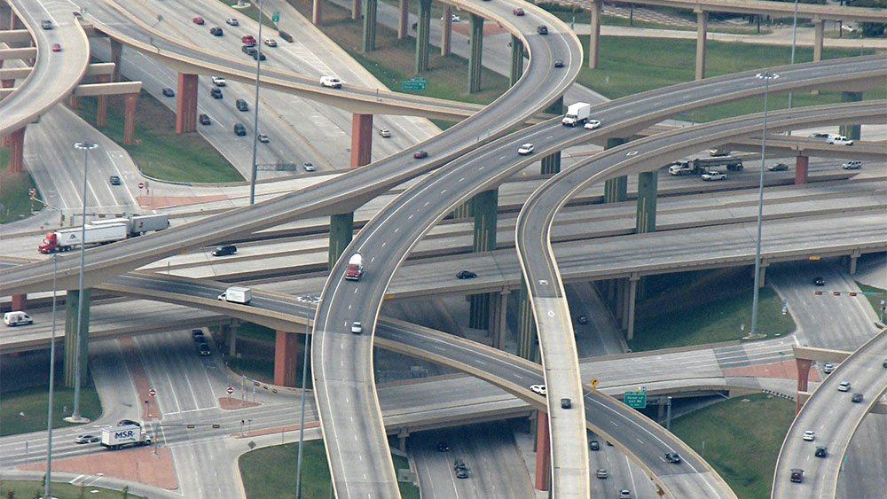 High Five interchange