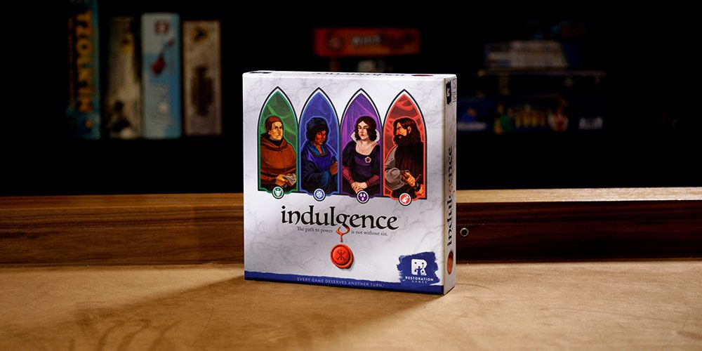 Be Absolved of Sin or Buy Your Way to Good Graces with 'Indulgence'